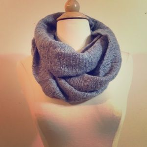4 for 15 Blue gray loop scarf